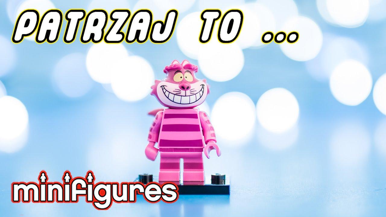 Lego Disney Kot Z Alicji W Krainie Czarów Youtube