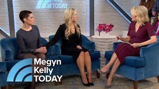 Sisters Accuse Doctor Larry Nassar Of Sexual Abuse When They Were Gymnasts | Megyn Kelly TODAY
