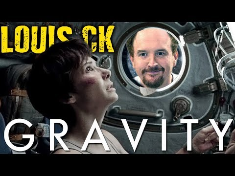 Louis CK on The movie Gravity