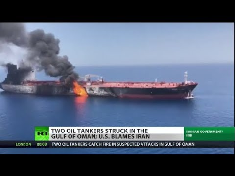 Iran attack on Japanese ship 'doesn't make sense'
