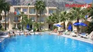 Hotel Golden Sun Kemer Beldibi Turcja | Turkey | mixtravel.pl