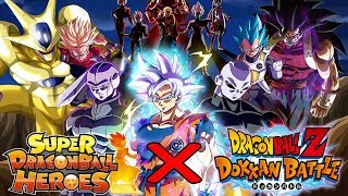 NEW SUPER DRAGON BALL HEROES DETAILS & SUPER ATTACKS!!
