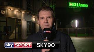 Alle Infos zur Thomas Doll Verpflichtung bei Hannover 96 | Sky90