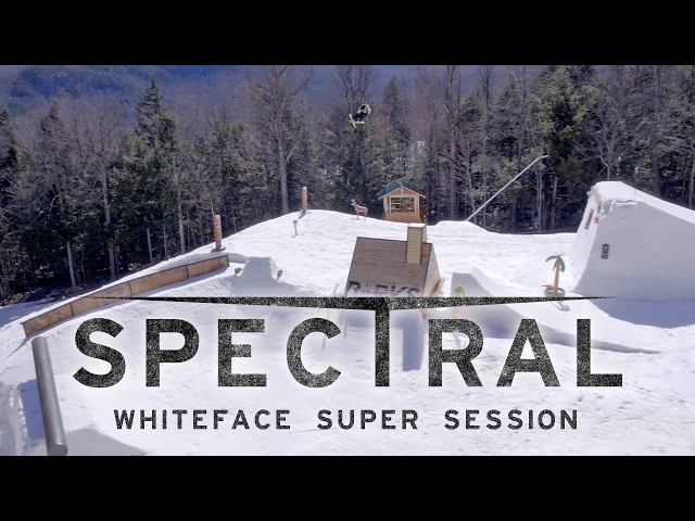 Spectral 16 - Whiteface Super Session