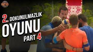 2. Dokunulmazlık Oyunu 4. Part   32. Bölüm   Survivor Türkiye - Yunanistan