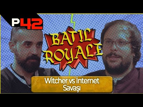 BATIL ROYALE #5 - WITCHER VS INTERNET w/Geekyapar