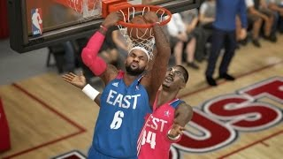 NBA 2K15: Hooping It Up With Style  - Gamescom 2014