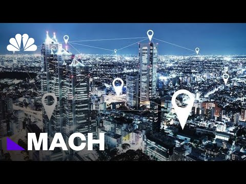 The Smart Cities Of Tomorrow Are Already Here | Mach | NBC News
