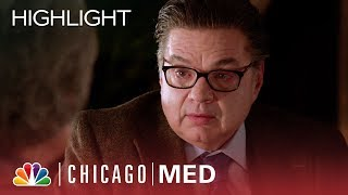 Charles Visits His Mom - Chicago Med (Episode Highlight)