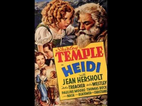 Shirley Temple Heidi OST Soundtrack