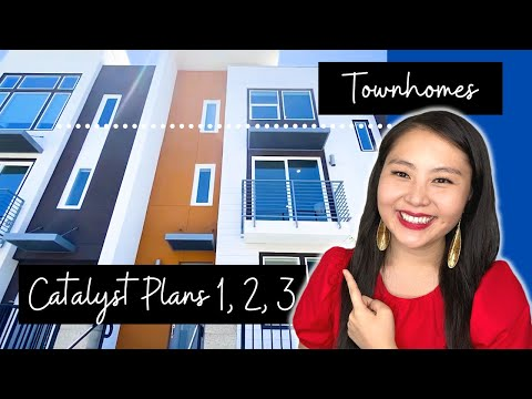 Living in San Jose | Communications Hill | Townhomes
