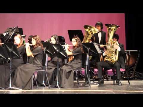 "GHS Pre-UIL Concert 2016 - Symphonic Band ""Adrenaline Engines"""