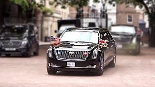 Die coolsten Präsidentenautos!