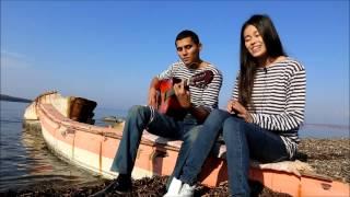 Душевная песня под гитару Alena Pak Подруга акустика