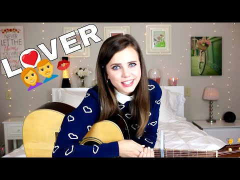 Taylor Swift - Lover Remix Feat. Shawn Mendes (Acoustic Live Cover)