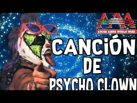 AAA: The Show Must Go On - Canción de Psycho Clown