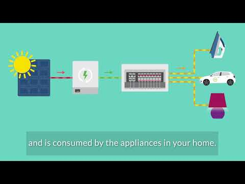 Solar PV explained