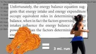 Diet vs. Exercise for Loss
