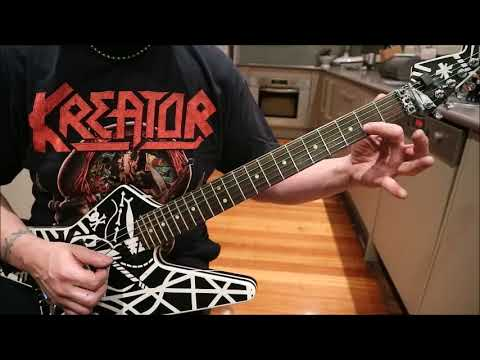 How to play Van Halen's Pretty Woman on guitar
