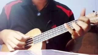 """Nhớ - gạt tàn đầy ukulele Bình Tư """"quên lời"""" :))"""