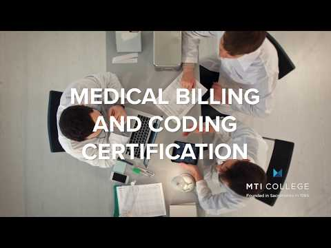 Medical Billing & Coding Certification at MTI College