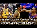 The Deadly Punch That Almost Ended Kobe Bryant