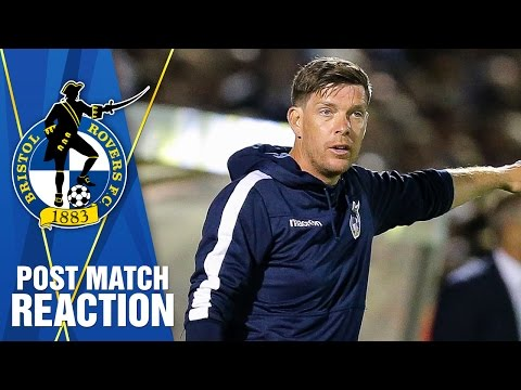 REACTION: Darrell post Cardiff City