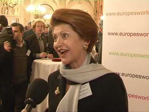 Comments by Androulla Vassiliou on Turkey's European Future