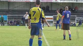 Franeker 1  FC Burdaard 1