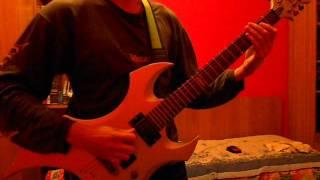 """Timoria: """"Senza Vento"""" K.L.I. (guitar cover)"""