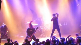 Bury Tomorrow - Knife Of Gold - Musikzentrum Hannover [27.06.2018]
