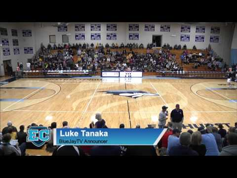 2016 01 06 Elmhurst College Men's Basketball Vs Augustana College
