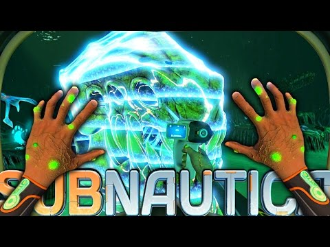 Subnautica - SECRET OF THE ANCIENT SKELETON DISCOVERED, NEW LOST RIVER STORY UPDATES ( Gameplay )