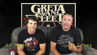 Greta Van Fleet Review by Sweet Death