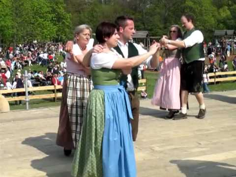 Austrian Folk Music at the Spring Festival, Vienna, Austria [Travel with Manfred]