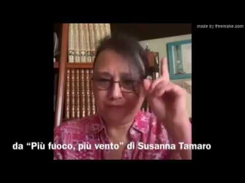 """Catania Book Party - """"È tempo di parole forti"""" - da """"Più fuoco più vento"""" di Susanna Tamaro"""