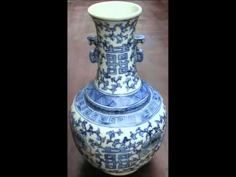 Picture Collection Of Rare & Beautiful Ancient Chinese Porcelain Vase