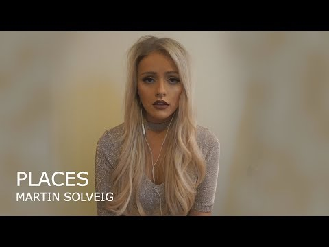 Places - Martin Solveig ft Ina Wroldsen - Acoustic Piano Cover