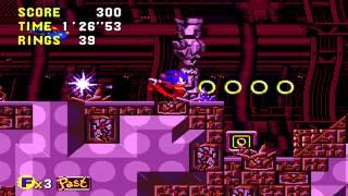Sonic CD - Tidal Tempest Bad Future (Sega Genesis Remix) V3