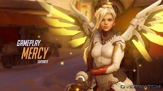 Overwatch - Gameplay de Mercy