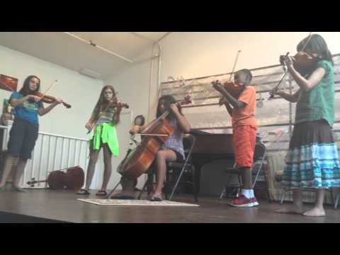 Kanack Fiddle Camp 2015 - Maddy