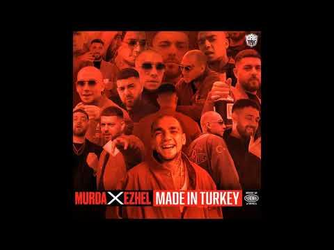 Murda & Ezhel – Made In Turkey (Sansürlü Versiyon) (DÜZGÜN HALİ AÇIKLAMADA)