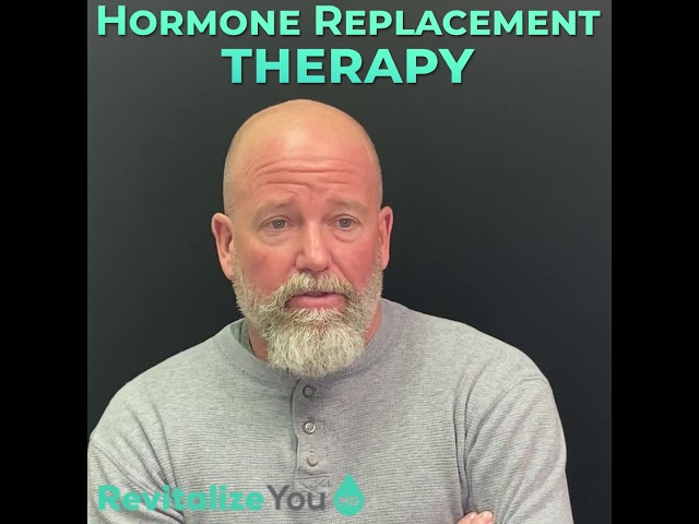 Retired Fireman Client Testimonial Hormone (Testosterone) Replacement Therapy