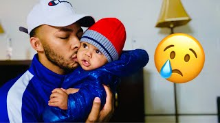 GOODBYE SON 😢 I will miss you