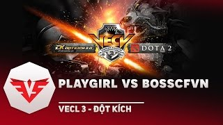 Play Girl Club vs BossCFVN - VECL Season 3