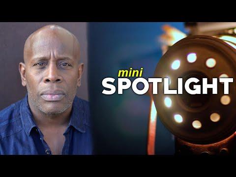 Interview W/ James Moses Black | AfterBuzz TV Mini Spotlight On