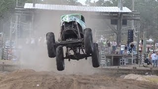 King Sling's EXTREME Freestyle CRASH at Redneck Yacht Club!!! 11/17/2012