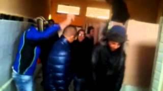 التلاميذ في الجزائر- ثانوية الطيب بلقندوزإبن باديس )سيدي بلعباس (