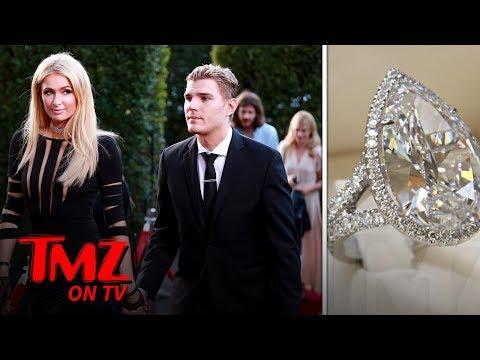 Paris Hilton's Ex-Fiance Chris Zylka Wants The $2 Million Engagement Ring Back   TMZ TV
