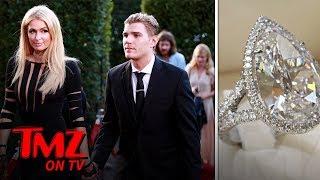 Paris Hilton's Ex-Fiance Chris Zylka Wants the $2 Million Engagement Ring Back | TMZ TV